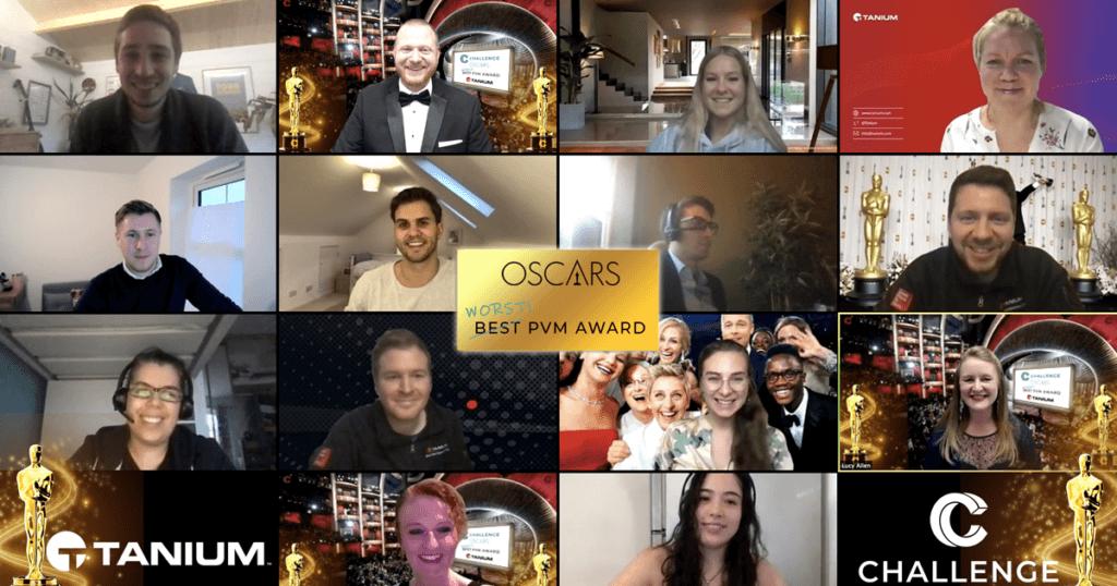 The PVM Oscars