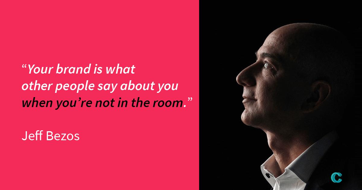 brand marketing Jeff Bezos
