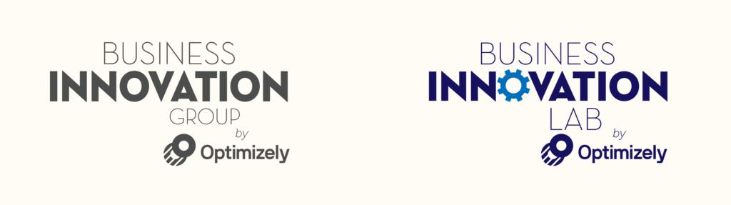 Optimizely - Business innovation logo
