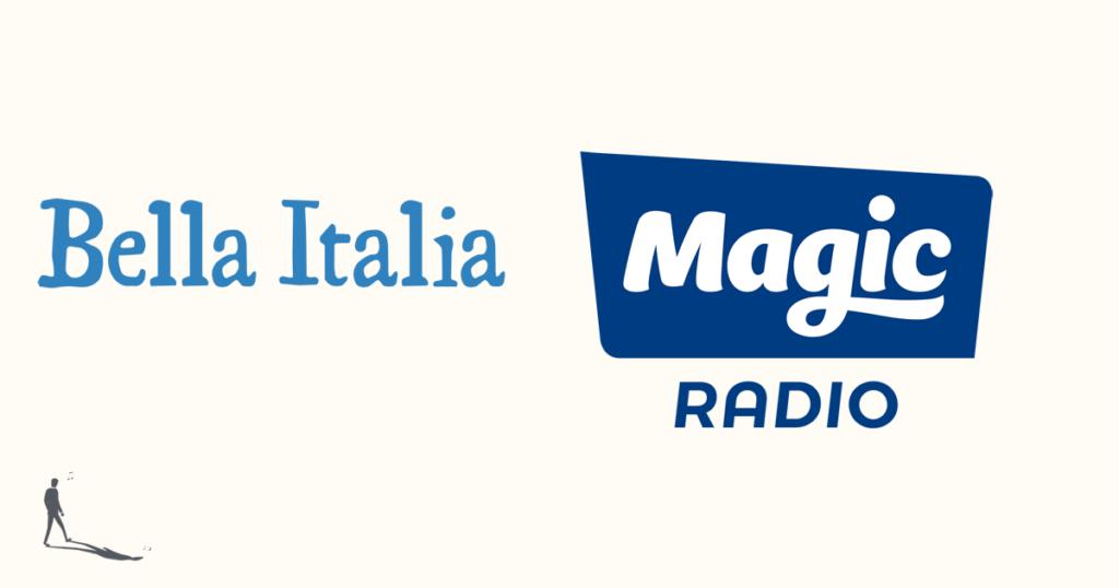 Bella Italia Magic FM radio ad