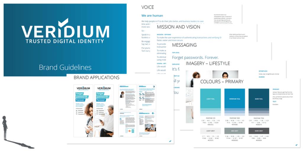 VeridumID brand guidelines