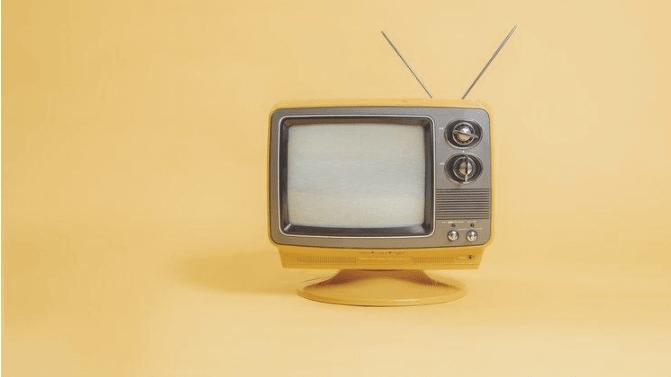 PR old TV
